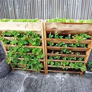 How To Make Vertical Garden Planters Vertical Garden