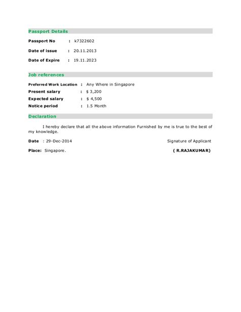 expected salary resume sle raja kumar resume senior civil engineer