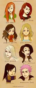 25+ best ideas about Harry potter female characters on ...
