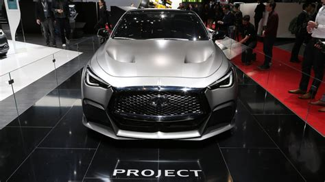 2020 Infiniti Q60 Black S by Project Black S Q60 Hints At New Infiniti High Performance