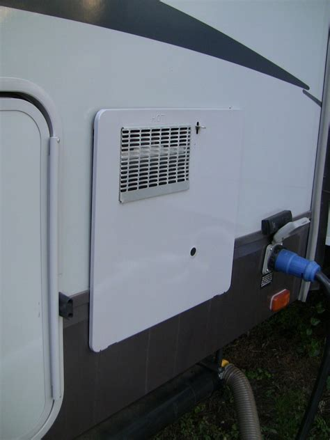 rv hot water heater cover  wheel pictorial guide