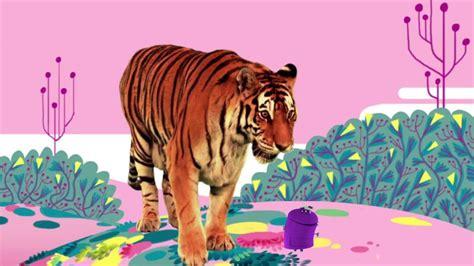 animal songs tiger   jungle  storybots youtube
