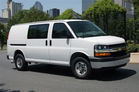 Used 2015 Chevrolet Express For Sale  Pricing & Features