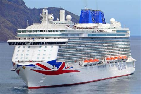 Britannia  Cruise Ship Photos  Pu0026O Cruises