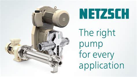 netzsch pumps systems food processing technology