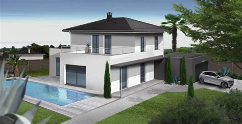 maison modele maison moderne