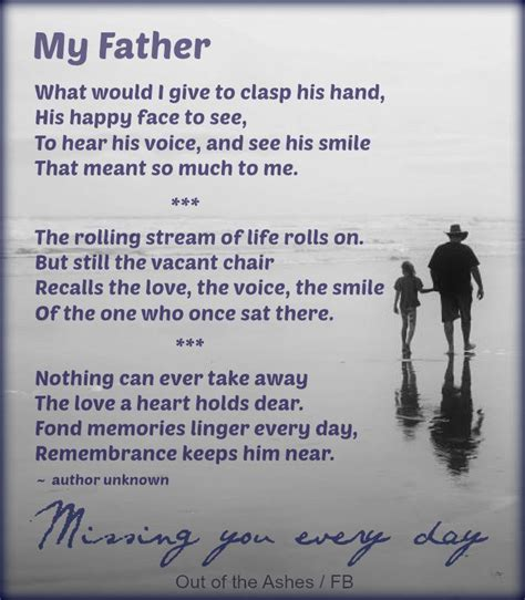daughter losing father quotes