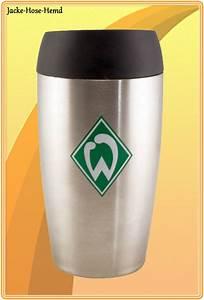 Werder Bremen Kissen : thermobecher sv werder bremen jacke hose hemd ~ Orissabook.com Haus und Dekorationen