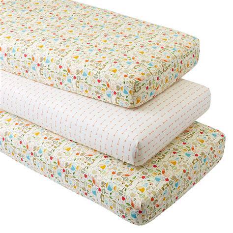 crib sheet sets crib sheet sets the land of nod