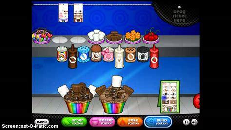 papa 39 s cupcakeria primarygames play free