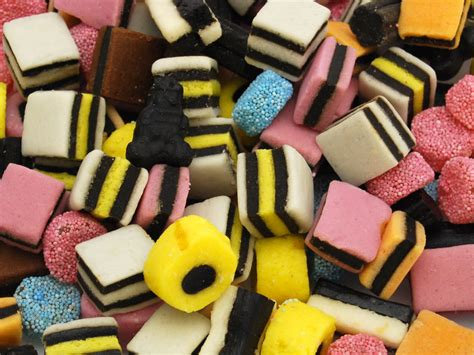 Image result for liquorice allsorts