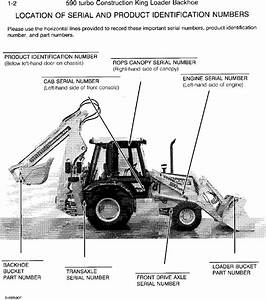 Wiring Diagram Terramite Backhoe