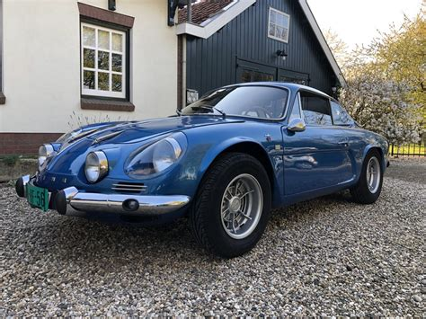 Renault Alpine For Sale by Alpine Renault A110 1971 For Sale Car And Classic