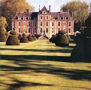 chateau de wideville, valentino's home near paris ...