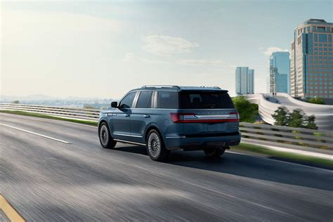 2018 Lincoln Navigator Is The Company's New Luxury