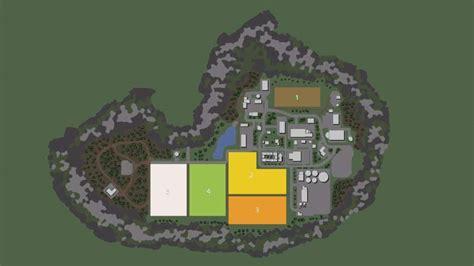 minibrunn map  mod farming simulator   mod