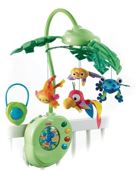 fisher price crib mobile fisher price mobiles fisher price rainforest peek a boo