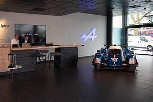 Ford Boulogne Billancourt : visite du premier showroom d 39 alpine boulogne billancourt photo 15 l 39 argus ~ Gottalentnigeria.com Avis de Voitures
