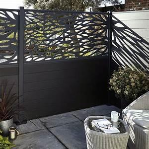 Brise Vue En Alu : brise vue en aluminium ajour c t maison ~ Melissatoandfro.com Idées de Décoration