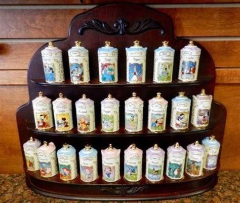 Disney Spice Rack by Lenox Spice Jars For Sale Classifieds