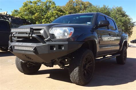 Toyota Front Bumper by Road Armor 174 Toyota Tacoma 2015 Stealth Series Width