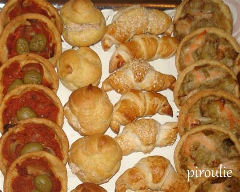 petits croissants au saumon fum 233 pour l ap 233 ritif p 226 tisseries et gourmandises