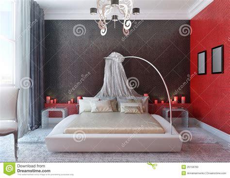 da letto con baldacchino da letto con il baldacchino fotografia stock