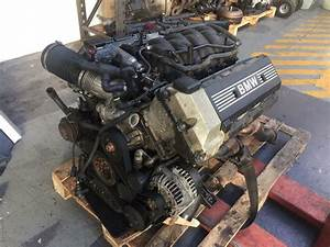 Bmw E38 E39 540i 740i 4 4 V8 286bhp Engine Unit M62 M62b44