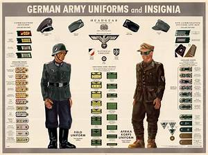 German army uniforms and insignia. - Digital Library
