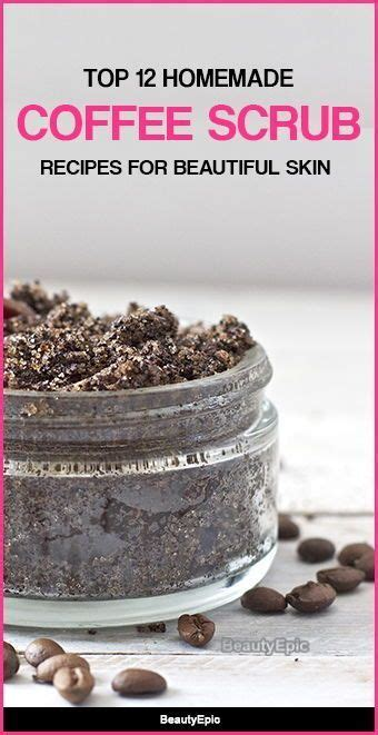 It is a great potential for cellulite treatment. coffee scrub #ClearSkinFace #CoffeeScrubBenefits   Homemade coffee scrub, Coffee face scrub ...