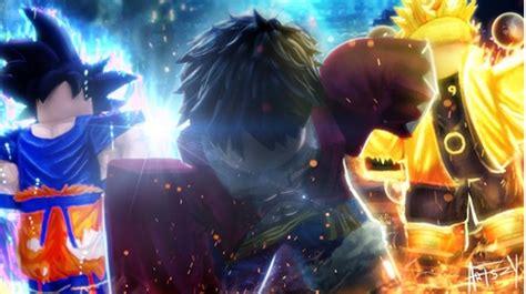 anime fighting simulator roblox