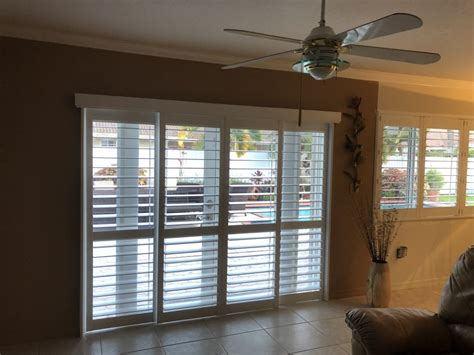 Plantation Shades by Plantation Shutters And Roller Shades In Miami Fl Blinds