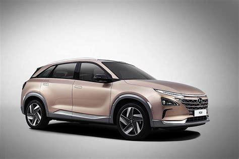 HYUNDAI NEXO specs & photos - 2018, 2019, 2020 - autoevolution
