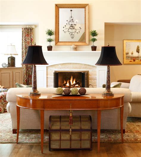 sofa table decor ideas remarkable table ls for living room traditional