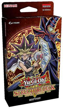 Structure Deck Yugi Muto  Yugioh!  Fandom Powered By