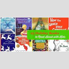 The 25 Best Read Aloud Christmas Books For Kids