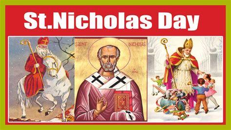 How Many Days Until St. Nicholas Day 2017