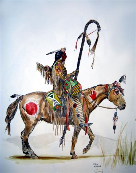indian american native horse horses indians war paint ponies drawings tack pony did painted americans symbols caballeros dariusz mustang community