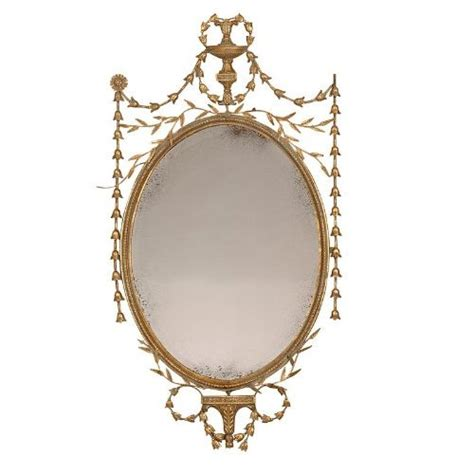 uttermost mirror neoclassocal decorating robert adam styled mirror