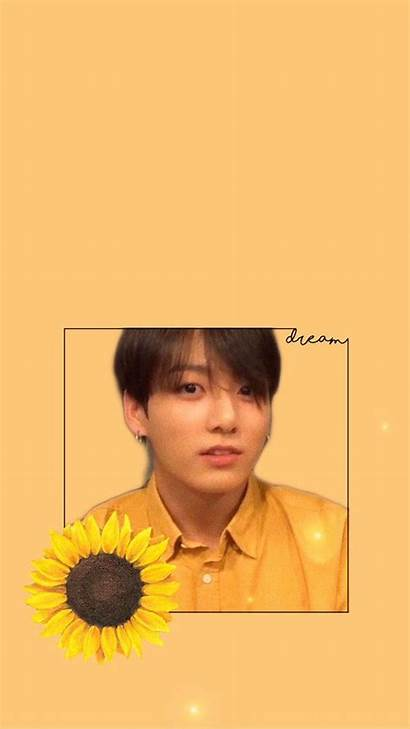 Bts Aesthetic Yellow Wallpapers