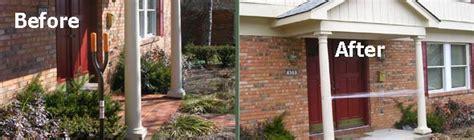 Replacing Damaged Porch Columns