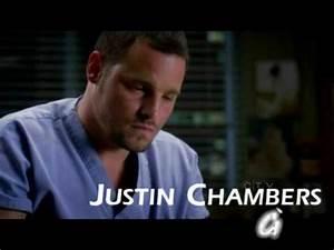 Grey's Anatomy - Season 6 Opening Credits - YouTube