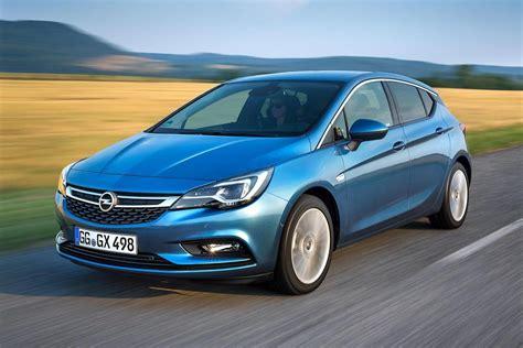 Fotos Del Opel Astra 2018 Autofáciles