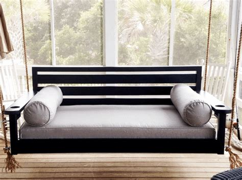 Porch Swing Bed Cushions basic cushion set for porch swing beds magnolia porch swings