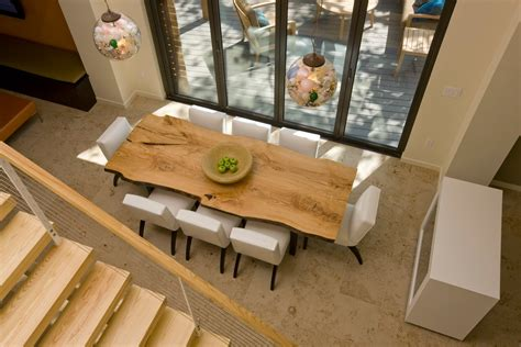 table cuisine bois brut dining table the interior forest