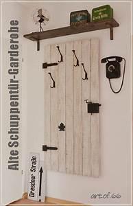 Alte Tür Als Garderobe : alte schuppent r garderobe old door wardrobe meine arbeiten pinterest ~ A.2002-acura-tl-radio.info Haus und Dekorationen