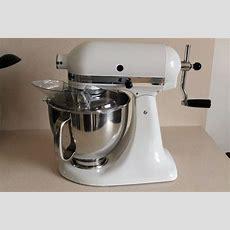 Hand Crank Conversion Kitchen Aid Stand Mixer  Self