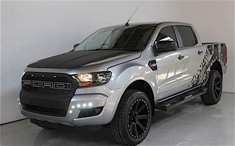 fords  hybrid pickup truck   ranger ford