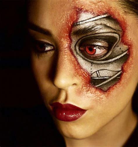 spooky halloween eye makeup ideas   modern fashion blog