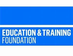 Education and Training Foundation's profile